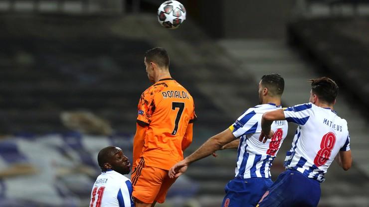 Liga Mistrzów: FC Porto - Juventus. Historyczna wygrana Portugalczyków