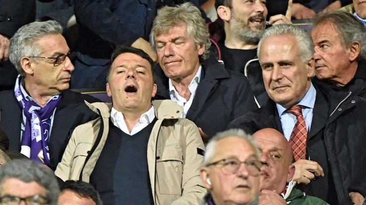 Syn byłego premiera nadzieją włoskiej piłki nożnej