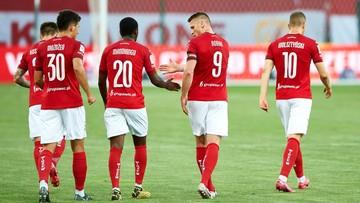 Widzew Łódź przebudowuje skład. Z klubem pożegnało się pięciu graczy