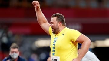 Tokio 2020: Daniel Stahl mistrzem olimpijskim w rzucie dyskiem