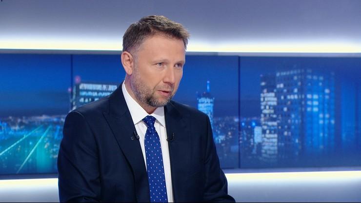 """To było ordynarne złamanie prawa - Kierwiński w """"Gościu Wydarzeń"""" o decyzji Witek"""