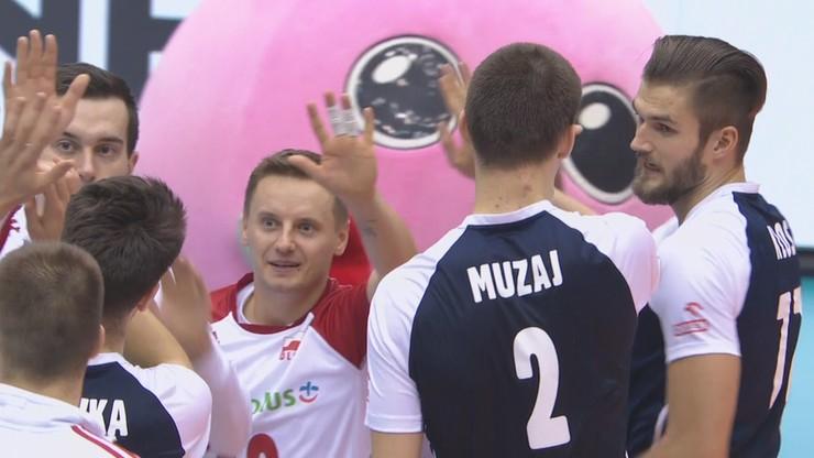 PŚ siatkarzy 2019: Polska – Kanada 3:0. Skrót meczu