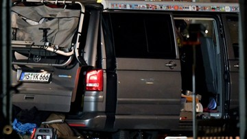Dwie ofiary śmiertelne i około 20 rannych w ataku w Münster. Sprawca napisał pożegnalnego maila
