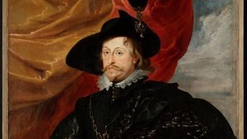"""Portret królewicza z pracowni Rubensa. """"Przez Nowy Jork na Wawel"""""""