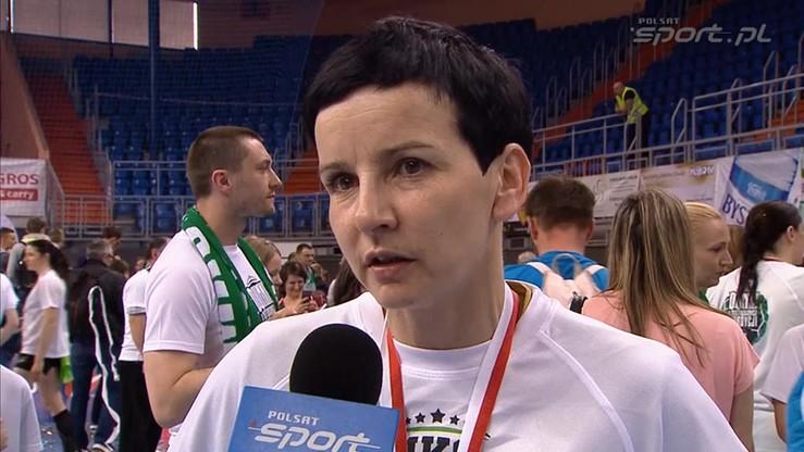 Sabina Włodek: Miałyśmy mnóstwo problemów przez cały sezon
