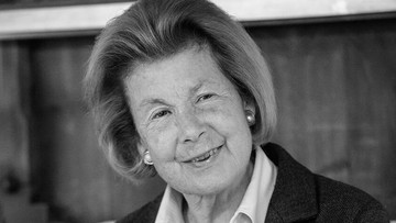 Zmarła księżna Maria, żona księcia Liechtensteinu