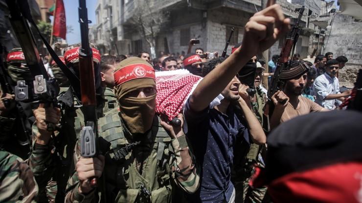 Izraelska armia zatrzymała pracowników palestyńskiej telewizji