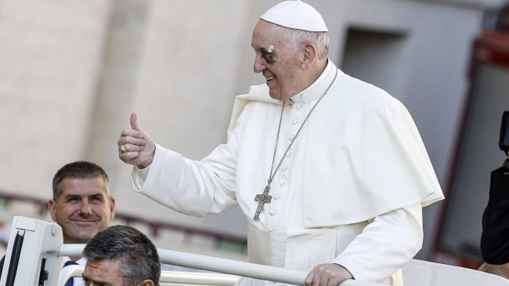 Papież wyznał, że woli zwykłą karuzelę od wielkich widowisk