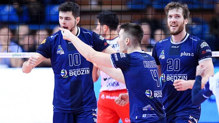 PlusLiga: MKS Będzin - Trefl Gdańsk. Transmisja w Polsacie Sport News