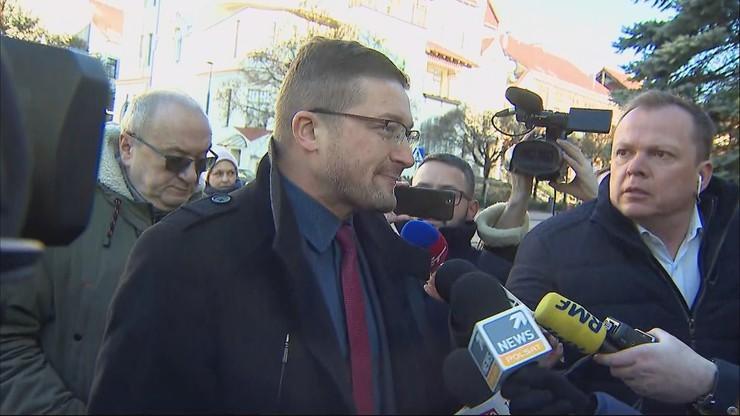 Zawieszenie sędziego Juszczyszyna. Sąd okręgowy wstrzymał uchwałę SN
