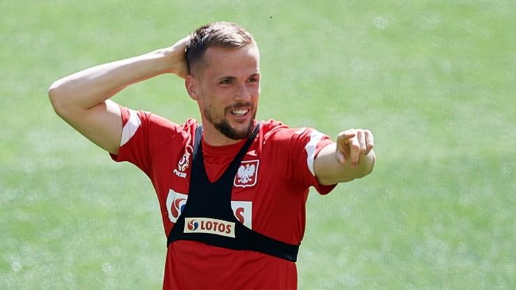 "Euro 2020: Trening bez Jana Bednarka, ""sto lat"" dla Tomasza Kędziory"