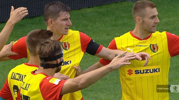 Fortuna 1 Liga: Wielkie emocje w Kielcach! Pięć goli i wymiana ciosów