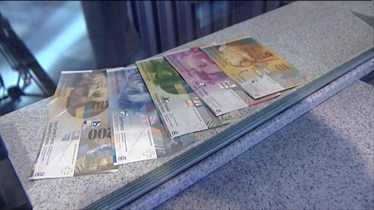 UOKiK karze banki za niestosowanie ujemnego oprocentowania we franku