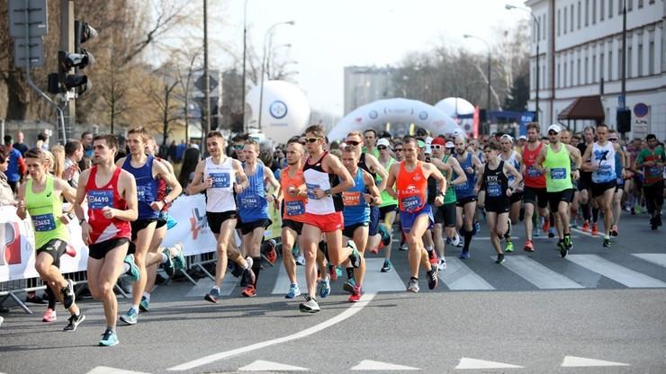W niedzielę w stolicy 41. PZU Maraton Warszawski