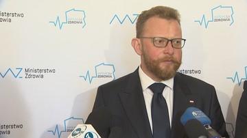 Szumowski: nie zabraknie szczepionki na gruźlicę