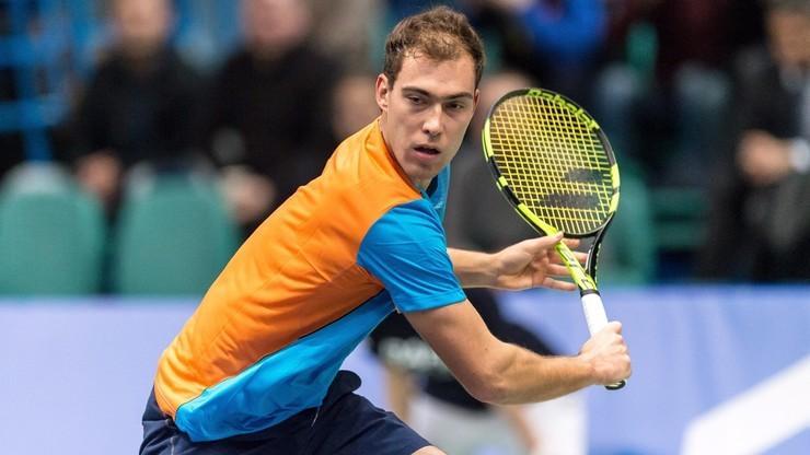 ATP w Eastbourne: Janowicz odpadł w kwalifikacjach