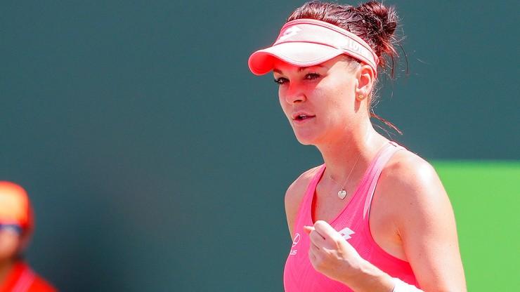 WTA w Miami: Radwańska wyeliminowała Halep!