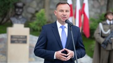 Prezydent zaprosił autorów listu, którzy apelują o weto ordynacji do europarlamentu