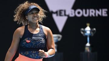 Australian Open: Czwarty wielkoszlemowy półfinał Naomi Osaki