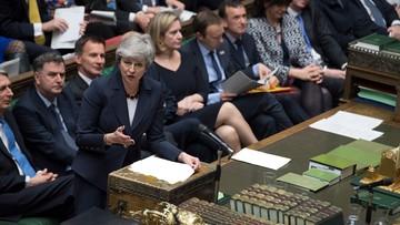 Izba Gmin odrzuciła osiem alternatyw ws. brexitu