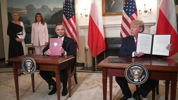 """Podpisano deklarację dot. współpracy obronnej. """"Za dodatkowych żołnierzy zapłaci Polska"""""""