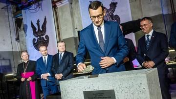 Wmurowano kamień węgielny pod budowę Muzeum Westerplatte i Wojny 1939