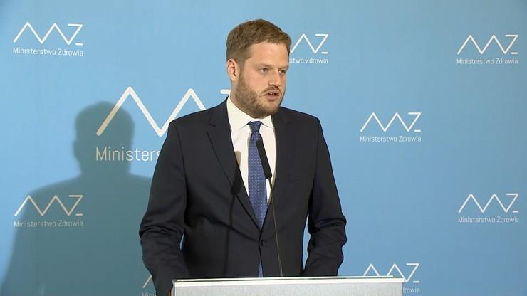 Były wiceminister zdrowia wraca do współpracy z rządem. Co będzie robił Janusz Cieszyński?