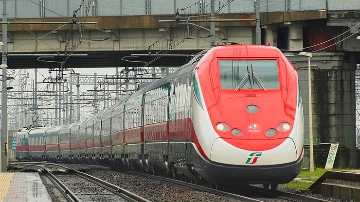 Pijani maszyniści w pociągu dużych prędkości we Włoszech