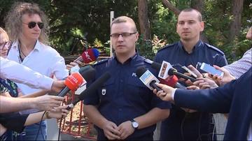Policjant złoży zawiadomienie do prokuratury ws. ujawnienia przez Szczerbę danych funkcjonariuszy