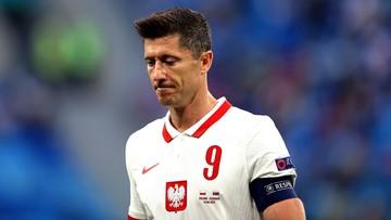 Lewandowski po meczu Polska - Słowacja: Walczymy dalej