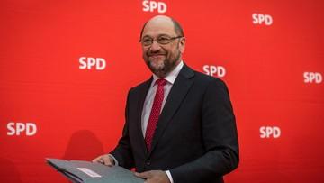 Sondaż: Schulz pokonałby Merkel w wyborach bezpośrednich