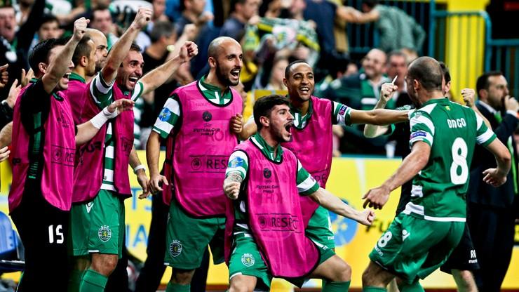 UEFA Futsal Cup: Inter FS ponownie w finale ze Sportingiem