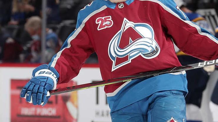 NHL: Colorado Avalanche lepsi od St. Louis Blues w pierwszym starciu play-off