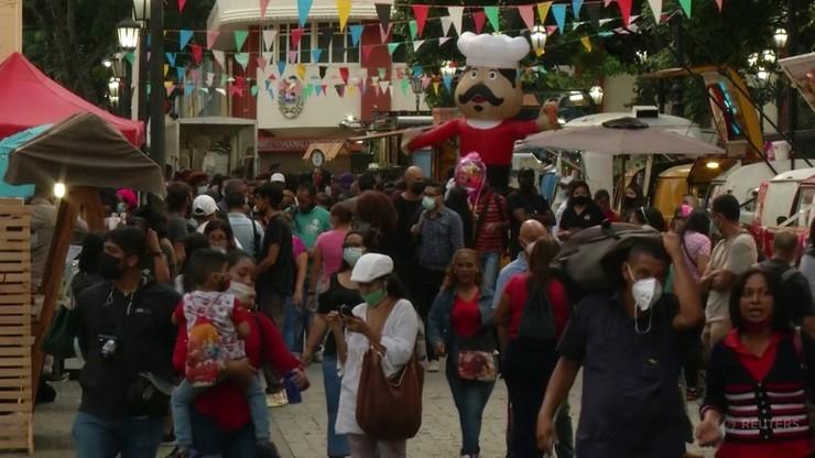 """Wenezuela """"krajem staruszków i dzieci"""""""