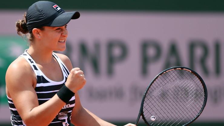 French Open: Pierwszy wielkoszlemowy półfinał Barty
