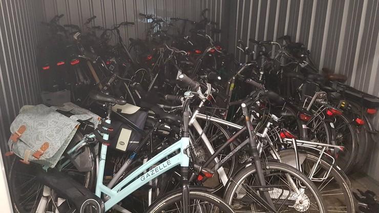 Zatrzymano członka gangu kradnącego rowery w Holandii