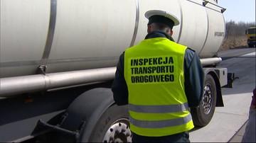 Rząd szykuje nowy bat na nieuczciwych kierowców ciężarówek. Chodzi o tachografy