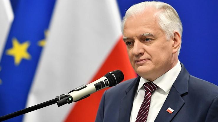 Gowin: wychodzenie z pandemii szansą dla polskiej gospodarki