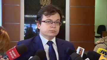 Zarzut dla kolejnego uczestnika protestów przed Sejmem
