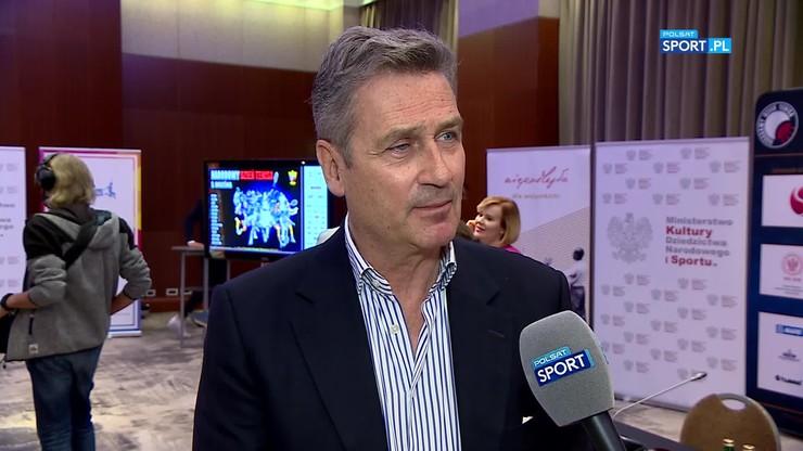 Tomasz Tomaszewski o Narodowym Dniu Tenisa: Ogromnie cieszę się z takiej inicjatywy