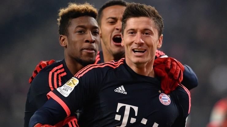 Lewandowski kontra 18 klubów Bundesligi. Tak strzelał im gole (WIDEO)