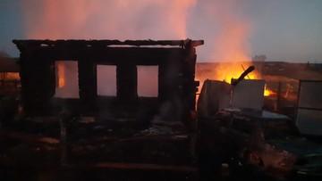 Tragiczny pożar w Rosji. Zginęło pięcioro dzieci