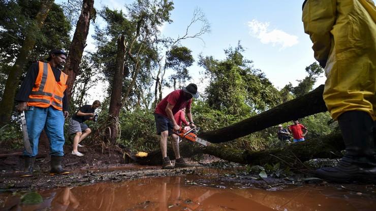 110 ofiar śmiertelnych katastrofy w kopalni w Brazylii. 238 uważanych za zaginione