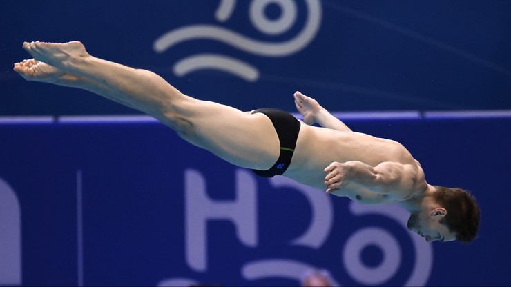 ME w pływaniu: Rzeszutek ósmy w skokach z trampoliny 3-metrowej