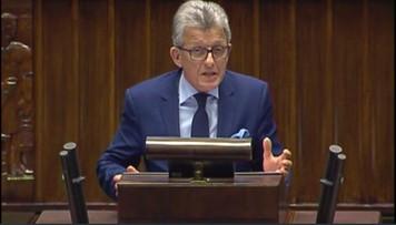 Piotrowicz: Sejm najpierw zajmie się projektami ustaw o SN i KRS, a nie wetami prezydenta