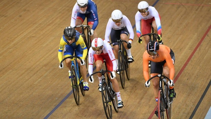 PŚ w kolarstwie torowym: Dobry start drużyn sprinterskich