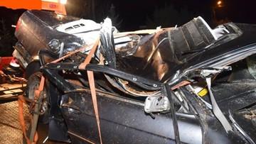 Tragiczne wypadki w Małopolsce. Nie żyją trzy osoby