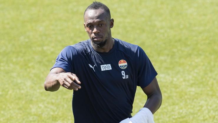 Bolt trenuje z byłym klubem polskich bramkarzy