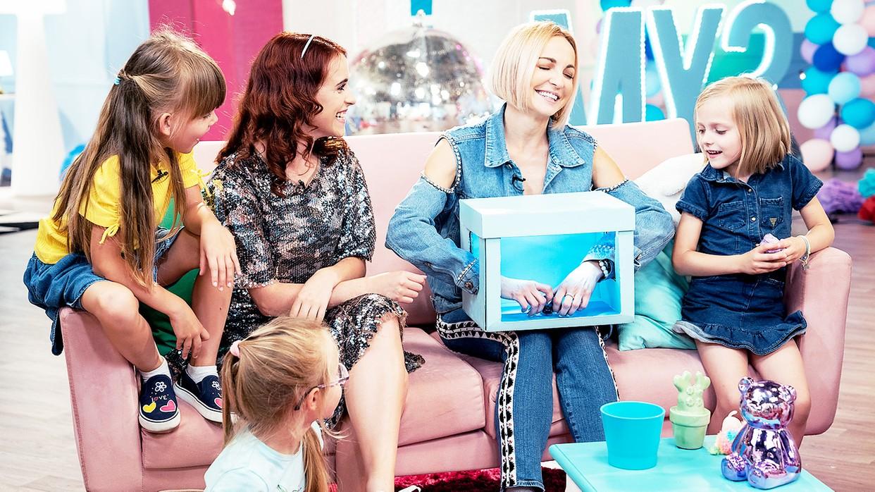 Anna Wyszkoni z córką Polą w programie My3 - Polsat.pl