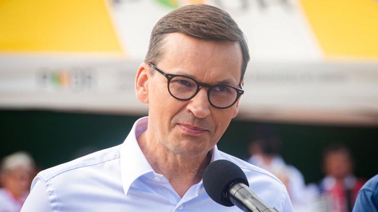 Premier Mateusz Morawiecki o nowelizacji Kpa: trzeba było dokonać tych zmian - Polsat News